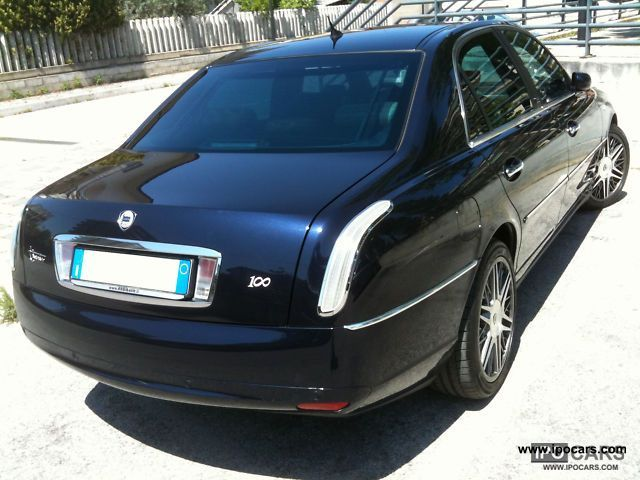 lancia thesis 2.0 turbo potrosnja