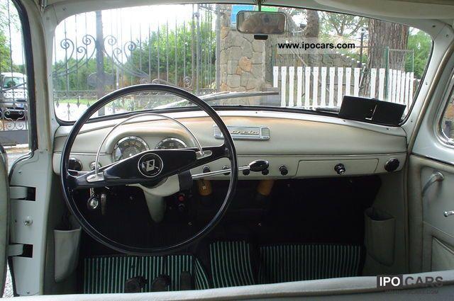 1960 Lancia  Appia Series 3 Limousine Used vehicle photo