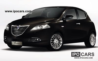 2011 Lancia  Black & Red Edition Ypsilon 1.2 Start & Stop Limousine New vehicle photo
