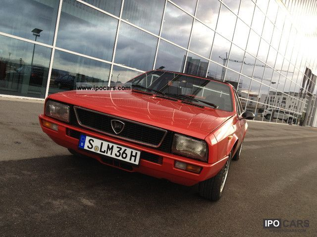 Lancia  Beta Monte Carlo Targa TÜV / H-Au Perm. 01/2014 1979 Vintage, Classic and Old Cars photo