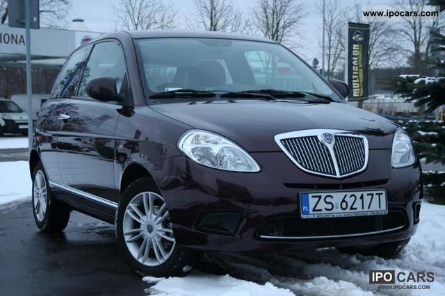 2010 lancia ypsilon oro car photo and specs - Lancia y diva 2010 ...