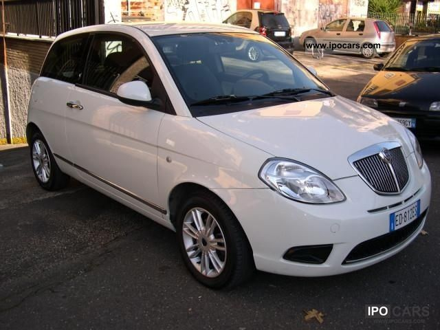 2010 lancia ypsilon 1 3 multijet 75cv platino car photo and specs - Lancia y diva 2010 ...