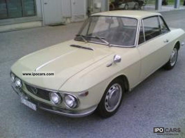 Lancia  Fulvia 1 Series Coupe 1965 Vintage, Classic and Old Cars photo