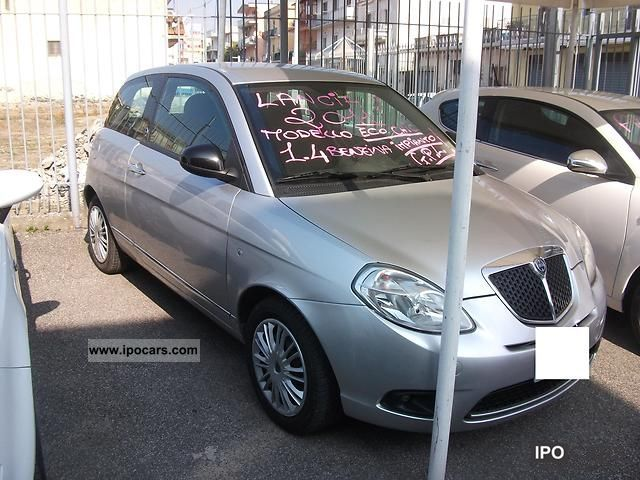 Lancia  Ypsilon 2011 Liquefied Petroleum Gas Cars (LPG, GPL, propane) photo