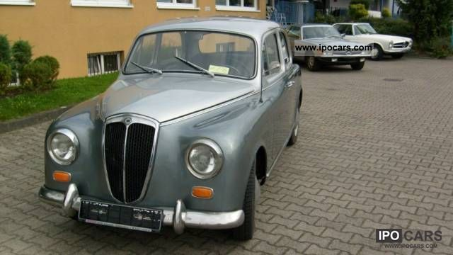 Lancia  Appia Series 2 1957 Vintage, Classic and Old Cars photo