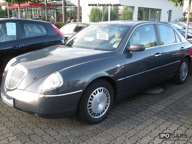 2002 Lancia Thesis 2 4 Emblema Car Photo And Specs