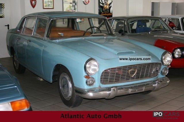 Lancia  Flaminia 1957 Vintage, Classic and Old Cars photo