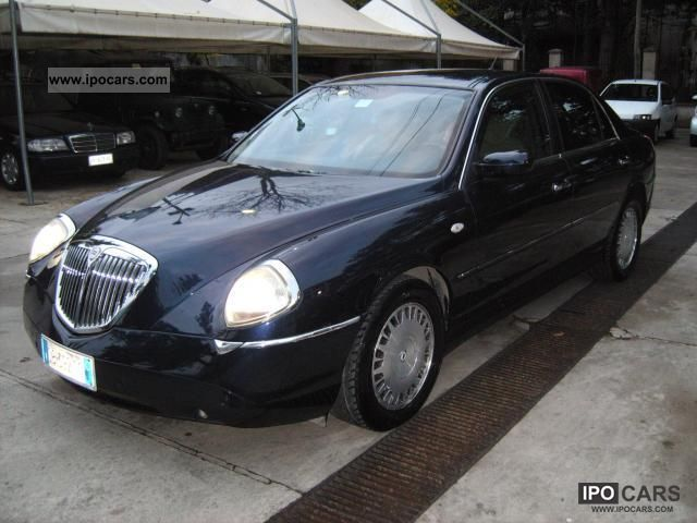 2002 lancia thesis jtd executive car photo and specs. Black Bedroom Furniture Sets. Home Design Ideas