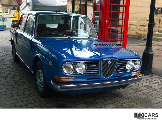 1973 Lancia  2000 i.E. for the museum Limousine Used vehicle photo