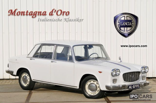Lancia  Unique 1964 flavia 1964 Vintage, Classic and Old Cars photo