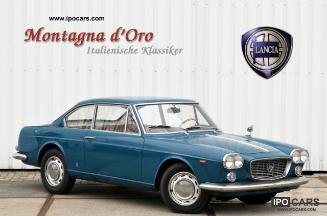 Lancia  Flavia 1800 Coupe rare and original! 1965 Vintage, Classic and Old Cars photo