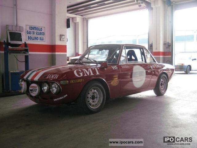 Lancia  Fulvia Coupé 1966 1966 Vintage, Classic and Old Cars photo