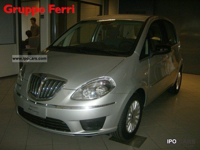 2011 lancia musa 1 4 16v 95cv diva con permuta lancia y diva 2011 - Lancia y diva 2010 ...