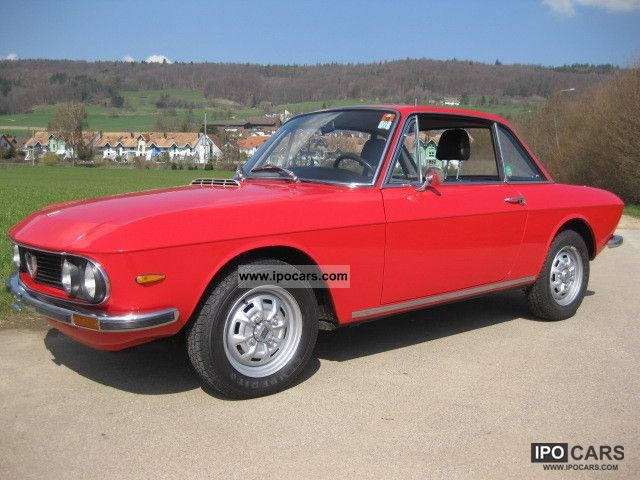 Lancia  Fulvia 3 1976 Vintage, Classic and Old Cars photo