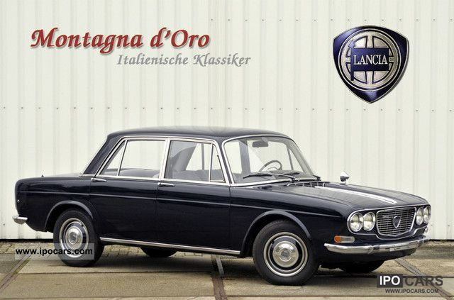 Lancia  Flavia 2000 LX Unique! 1970 Vintage, Classic and Old Cars photo
