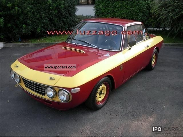 Lancia  Fulvia Coupe 1.2 RACING 1965 Race Cars photo