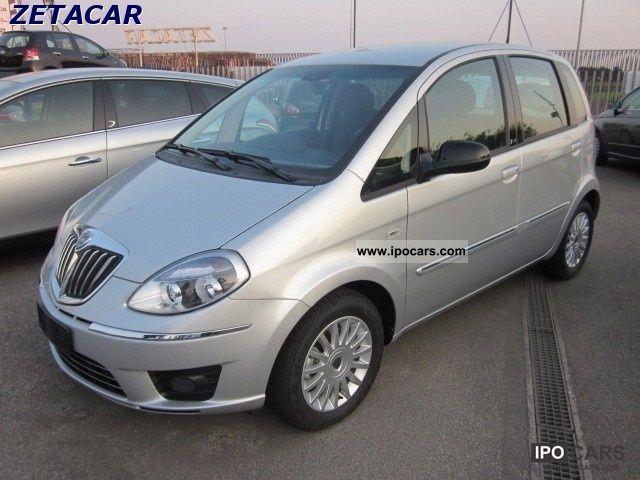 2011 lancia musa 1 4 ecochic gpl nuove da diva immatricolare car photo and specs - Lancia musa diva ...