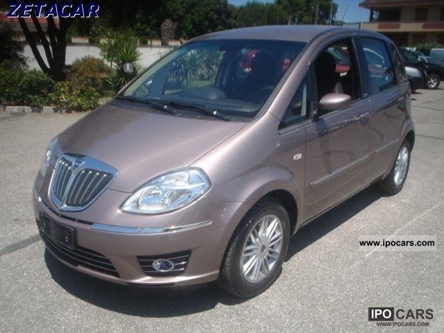 2011 lancia musa 1 4 ecochic gpl nuove da diva lancia y diva 2011 - Lancia y diva 2010 ...