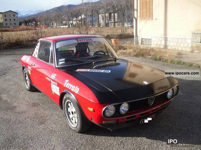 Lancia  1.3 SERIES II 1973 Vintage, Classic and Old Cars photo
