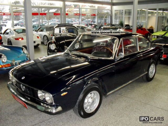 Lancia  FLAVIA 2000 Coupe - H-plates 1972 Vintage, Classic and Old Cars photo