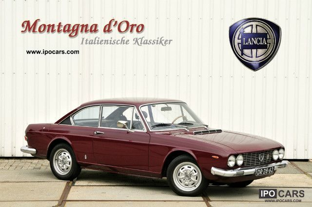 1971 Lancia  Flavia 2000 Coupé very nice! Sports car/Coupe Classic Vehicle photo