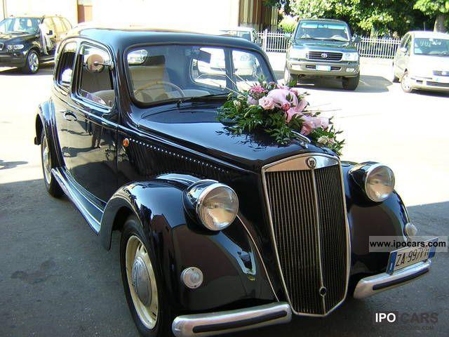 1952 Lancia  vendo ardea stupenda iscritta A.S.I Limousine Used vehicle photo