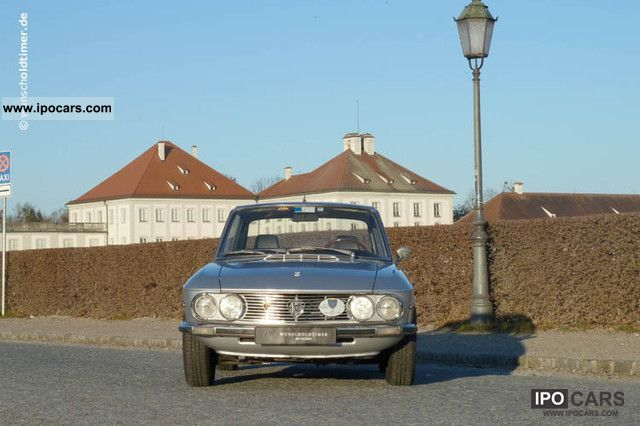 1974 Lancia  Fulvia Coupé 1.3 S Series 2.5 - mint condition Sports car/Coupe Classic Vehicle photo