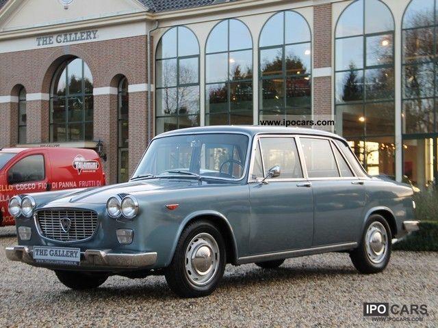 1961 Lancia  Flavia Limousine Classic Vehicle photo