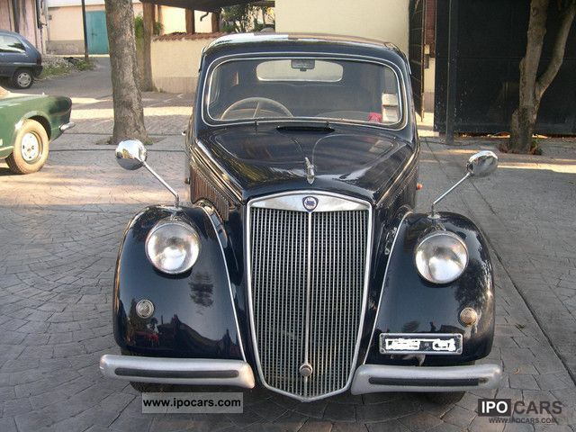 Lancia  Ardea 1952 Vintage, Classic and Old Cars photo