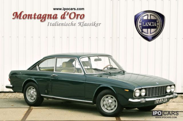 1973 Lancia  Flavia 2000 Coupé very original! Sports car/Coupe Classic Vehicle photo