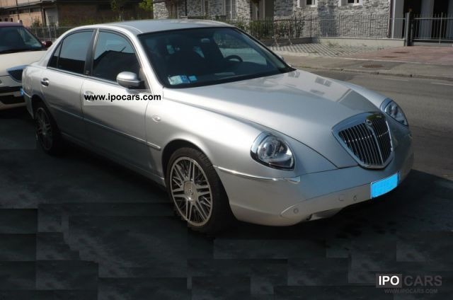 2007 Lancia  Thesis 2.4 Multijet comfortronic Centenario Limousine Used vehicle photo