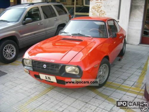 Lancia  Zagato 1.3 S 1972 Vintage, Classic and Old Cars photo