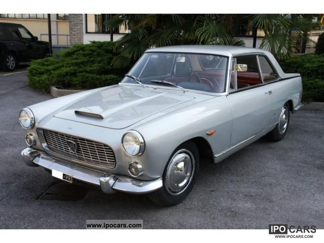 Lancia  Flaminia 3B 5.2 COUPE PININFARINA 1963 Vintage, Classic and Old Cars photo