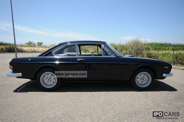 Lancia  FLAVIA 2000 COUPE 'INIEZIONE - PININFARINA 1971 Vintage, Classic and Old Cars photo