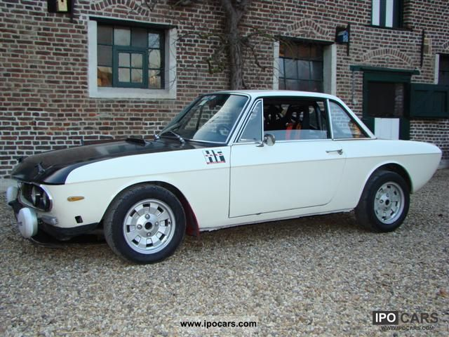 Lancia  Fulvia Rally - Race 1974 Vintage, Classic and Old Cars photo
