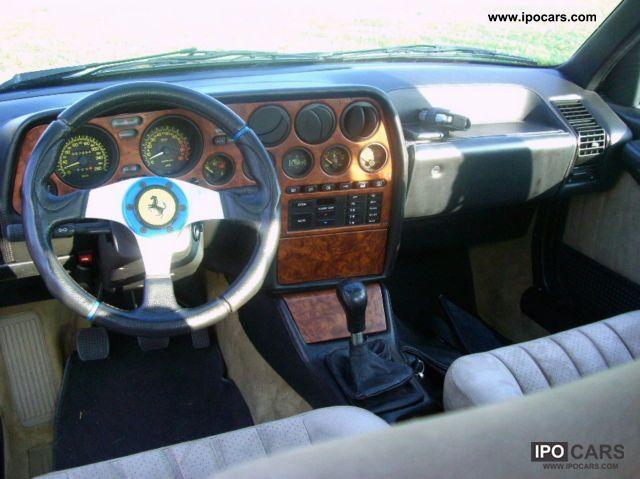 1992 Lancia  8:32 i.e.Ferrari engine orig. 7500 km Limousine Used vehicle photo