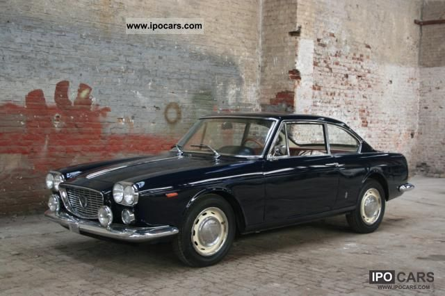 Lancia  Flavia Coupe 1.8 Iniezione 1966 Vintage, Classic and Old Cars photo