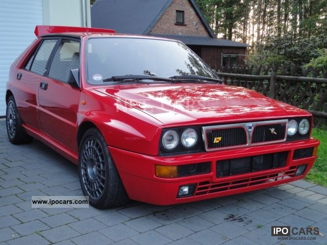 1991 lancia delta hf integrale 16v related infomation specifications weili automotive network. Black Bedroom Furniture Sets. Home Design Ideas