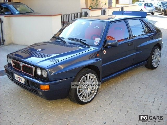 1992 Lancia  Altridelta integral evo 1 Sports car/Coupe Used vehicle photo