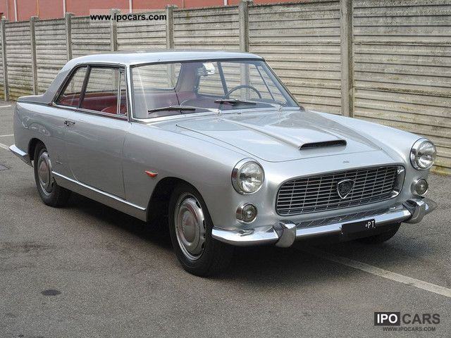 Lancia  Flaminia 2.8 Coupé Pininfarina 1964 Vintage, Classic and Old Cars photo