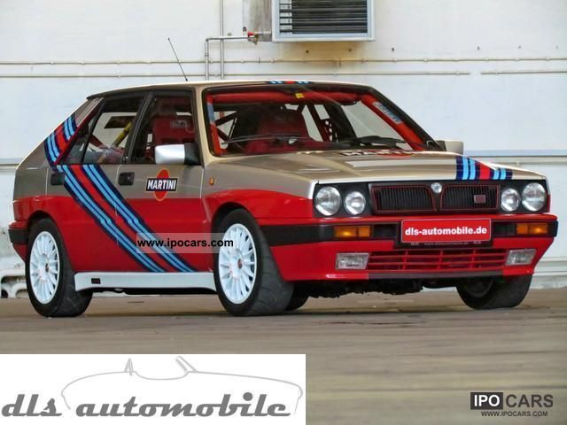 Lancia  Delta Integrale 16V Holzer Race / Rally Gr.N 1989 Race Cars photo