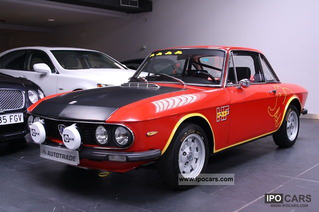 Lancia  Fulvia 1971 Vintage, Classic and Old Cars photo