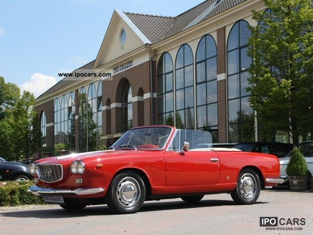 Lancia  Flavia Convertible 1968 Vintage, Classic and Old Cars photo