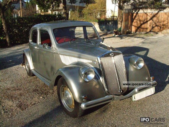 Lancia  Other 1939 Vintage, Classic and Old Cars photo