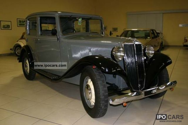 1936 Lancia  K Augusta Limousine Classic Vehicle photo