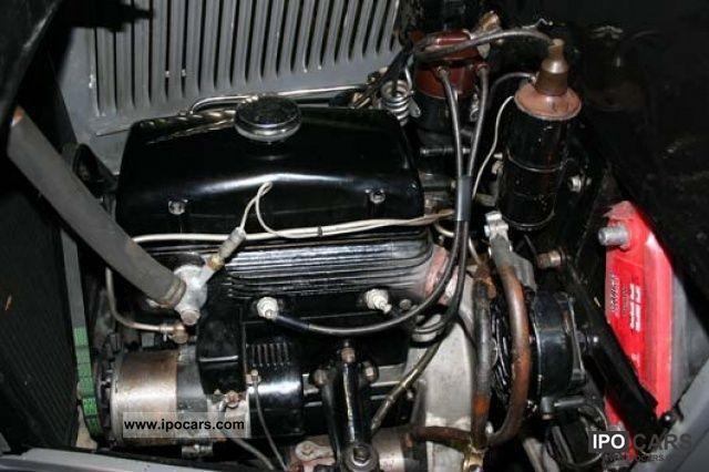 1936 Lancia K Augusta - Car Photo and Specs