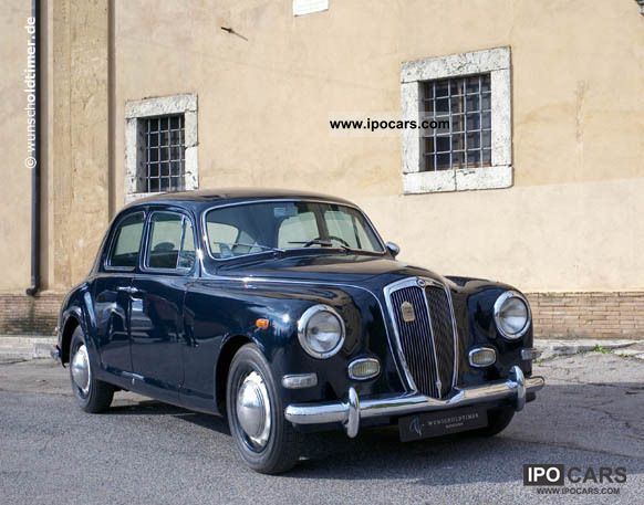 Lancia  Aurelia B12 Berlina 2.3 liter! Rebuild! 1955 Vintage, Classic and Old Cars photo
