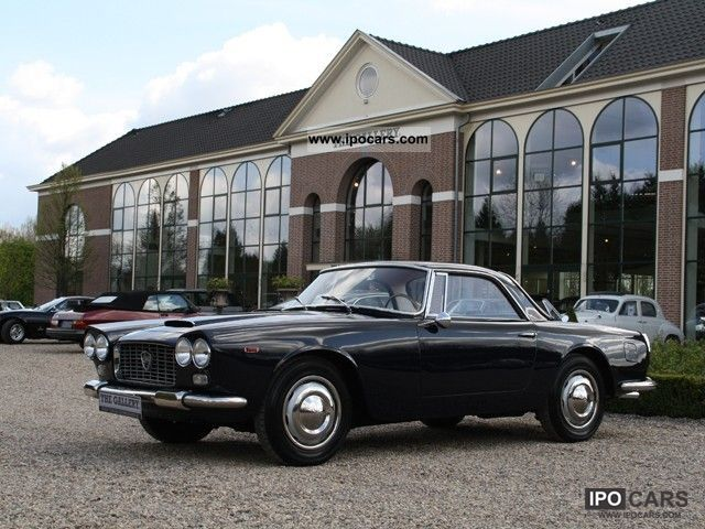 Lancia  Flaminia GT 1961 Vintage, Classic and Old Cars photo
