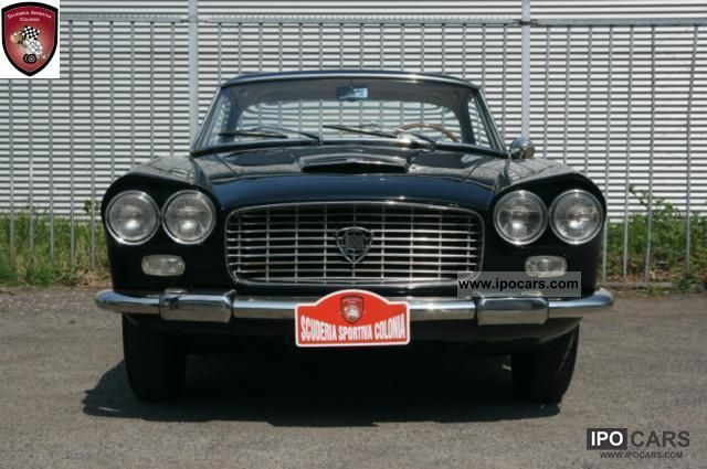 Lancia  Flaminia 3C GT Coupe 1963 Vintage, Classic and Old Cars photo