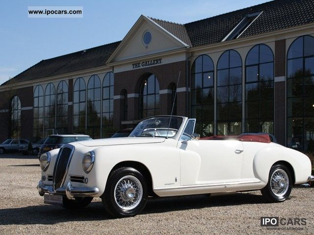 Lancia  Aurelia B50 Convertible 1950 Vintage, Classic and Old Cars photo